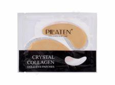 Pilaten Collagen, Crystal Gold Eye Patches, veido kaukė moterims, 6g