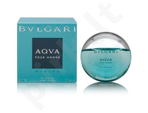 Bvlgari Aqva Marine, tualetinis vanduo (EDT) vyrams, 100 ml (Testeris)