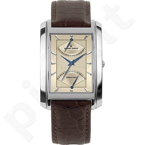 Vyriškas laikrodis Jacques Lemans 1-1243B