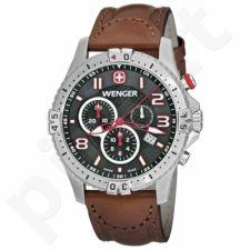 Vyriškas laikrodis WENGER SQUADRON CHRONO 77051
