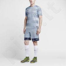 Šortai futbolininkams Nike Strike Printed Graphic Woven 2 M 725913-449