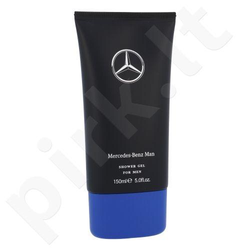 Mercedes-Benz Mercedes Benz Man, dušo želė vyrams, 150ml