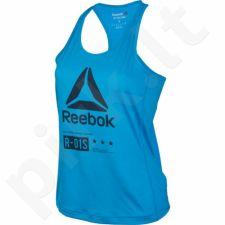 Marškinėliai treniruotėms Reebok One Series Activchill Graphic W AX8688