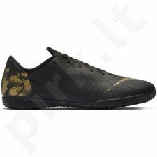 Futbolo bateliai  Nike Mercurial Vapor 12 Academy IC M AH7383 077 juoda