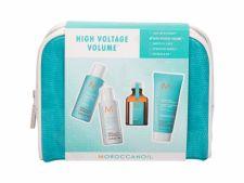 Moroccanoil Volume, rinkinys šampūnas moterims, (šampūnas 70 ml + kondicionierius 70 ml + plaukų Oil 25 ml + plaukų kaukė 75 ml + kosmetika krepšys)