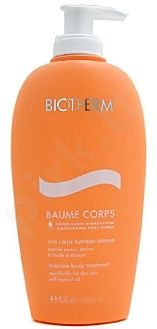 Biotherm Baume Corps Intensive Body Treatment, 400ml, kosmetika moterims