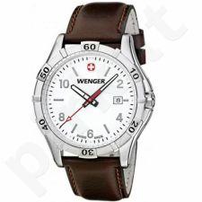 Vyriškas laikrodis WENGER PLATOON GENT 01.0941.101