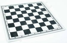 Šachmatų lenta vinilinė
