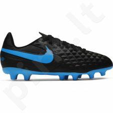 Futbolo bateliai  Nike Tiempo Legend 8 Club FG/MG M AT6107 004 juoda