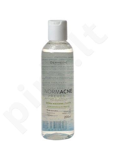 Dermedic NormAcne Prevent Micellaire Water, kosmetika moterims, 200ml