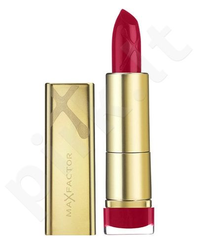 Max Factor Colour Elixir lūpdažis, kosmetika moterims, 4,8g, (730 Flushed Fuchsia)