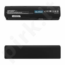 Qoltec Long Life Notebook Battery HP 635 650 655 | 11.1 V | 4400 mAh