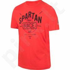 Marškinėliai bėgimui  Reebok Spartan Race Short Sleeve Tee M S94286