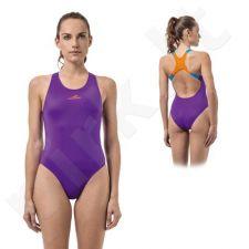 Plaukimo kostiumas moterims AQF AQUAline 21716 56 38B LE