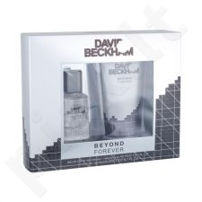 David Beckham Beyond Forever rinkinys vyrams, (EDT 40 ml + dušo želė 200 ml)