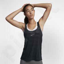 Marškinėliai treniruotėms Nike Dry Tank Elstika Jaq W 898249-010