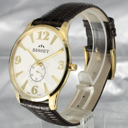 Vyriškas laikrodis BISSET Ten M6M BSCC84GMSX03BX