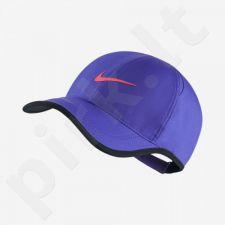 Kepurė  su snapeliu tenisui Nike Feather Light 679421-518