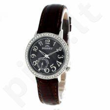Moteriškas laikrodis BISSET Queen Ice BS25C01QLSBKBK