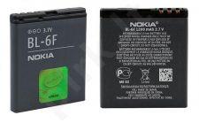 Nokia BL-6F baterija juoda