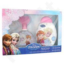 Disney Frozen rinkinys vaikams, (EDT 100 ml + dušo želė 300 ml)