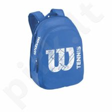 Kuprinė tenisui Junior Match Backpack WRZ645595 mėlynas