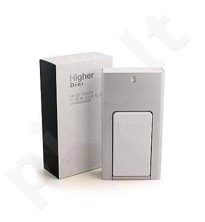 Christian Dior Higher, tualetinis vanduo (EDT) vyrams, 100 ml