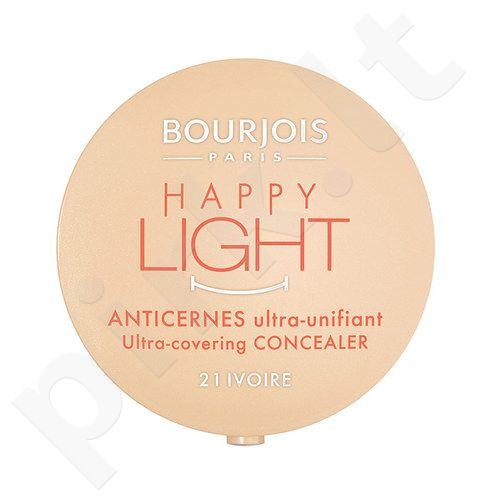 BOURJOIS Paris Happy Light Concealer, kosmetika moterims, 2,5g, (22 Beige Rose)