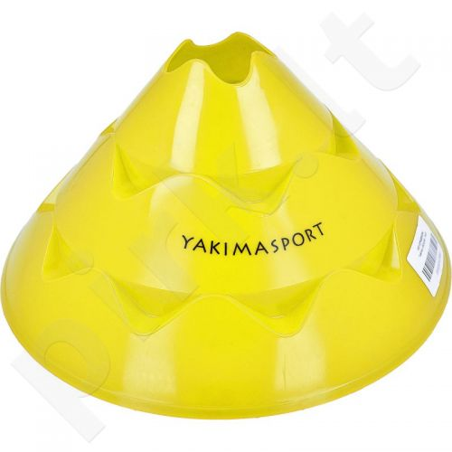 Kūgis reguliuojamu aukščiu Yakima *geltona