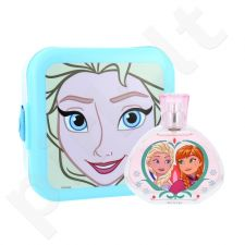 Disney Frozen rinkinys vaikams, (EDT 100 ml + plastikinė dėžutė)
