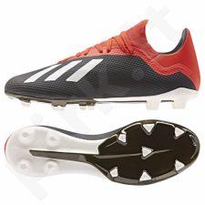 Futbolo bateliai Adidas  X 18.3 FG M BB9366