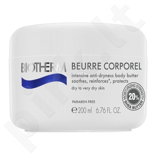 Biotherm Lait Corporel, kūno balzamas moterims, 200ml