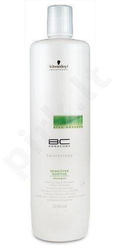 Schwarzkopf BC Bonacure Sensitive Soothe šampūnas, 200ml, kosmetika moterims
