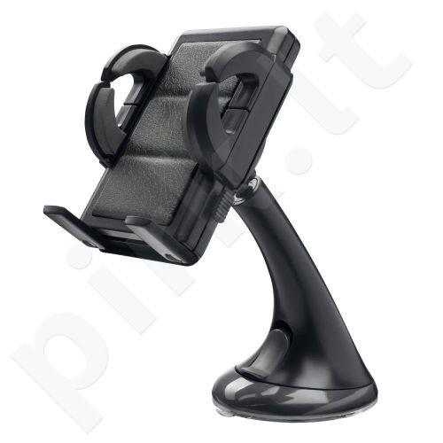Universalus automobilinis laikiklis Qoltec skirtas 3.5- 6.3'' colių telefonams