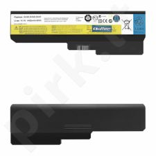 Qoltec Long Life Notebook Battery Lenovo B550 G530 G550 G555 | 11.1 V | 4400 mAh