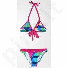 Maudymosi kostiumėlis Adidas Bikini Allover Print W AJ7934