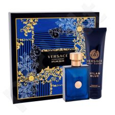 Versace Pour Homme Dylan Blue rinkinys vyrams, (EDT 100 ml + dušo želė 150 ml)