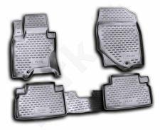 Guminiai kilimėliai 3D INFINITI FX 50 2009-2012, 4 pcs. /L30006