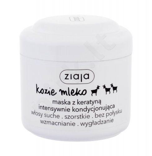 Ziaja Goat´s Milk, plaukų kaukė moterims, 200ml
