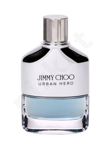 Jimmy Choo Urban Hero, kvapusis vanduo vyrams, 100ml