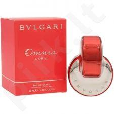Bvlgari Omnia Coral, tualetinis vanduo (EDT) moterims, 40 ml