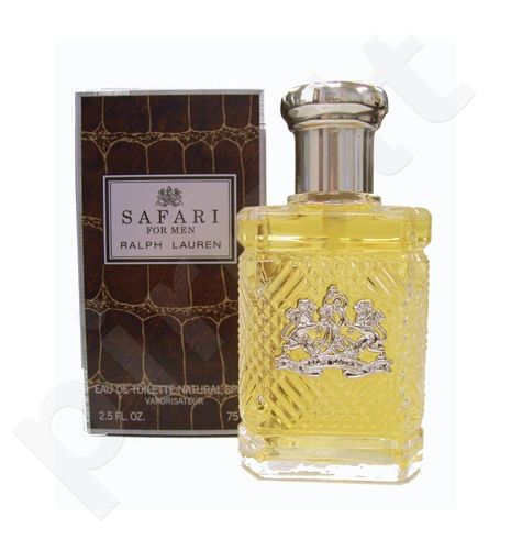 Ralph Lauren Safari, EDT vyrams, 125ml, (testeris)