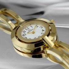 Moteriškas laikrodis BISSET Blues BSBD42GAWX03BX