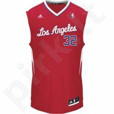 Marškinėliai krepšiniui Adidas Replica Los Angeles Clippers Blake Griffin M L71390