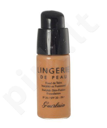 Guerlain Lingerie De Peau kreminė pudra SPF 20, kosmetika moterims, 15ml, (testeris), (25 Dore Fonce)