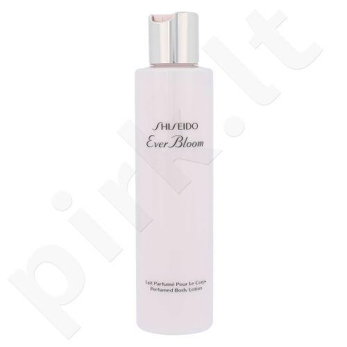 Shiseido Ever Bloom, kūno losjonas moterims, 200ml, (testeris)