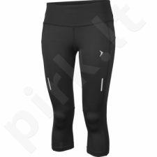 Sportinės kelnės Outhorn 3/4 W HOL17-SPDF603 juodas