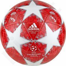Futbolo kamuolys adidas Finale 18 Mancher United CPT CW4140