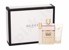Gucci Gucci Guilty, rinkinys kvapusis vanduo moterims, (EDP 90 ml + kūno losjonas 50 ml + EDT 7,4 ml)