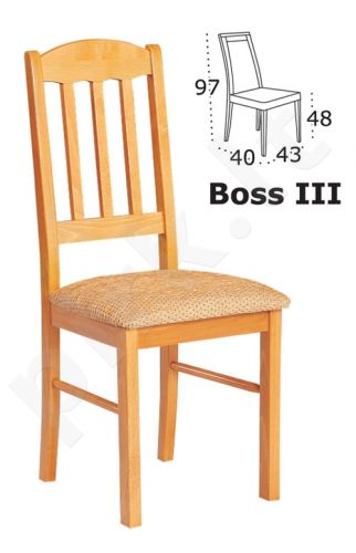 Kėdė BOSS III